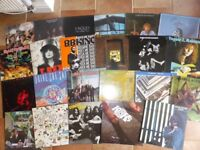 ROCK RECORD COLLECTION-1ST PRESSINGS ETC...