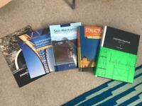 Civil engineering books bundle for FREE