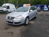 Volkswagen Jetta 2006 1.9tdi. Great finance options, 3 months RAC warranty.