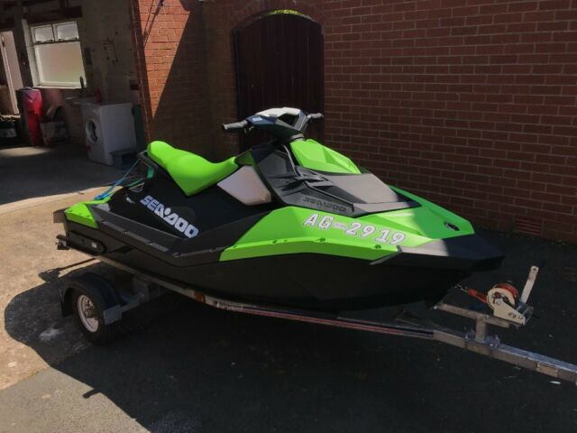 2017 SeaDoo Spark Jetski - 1 Year Manufacturers Warranty, 11hrs Jet Ski  Sea-Doo Sea Doo | in Carrickfergus, County Antrim | Gumtree