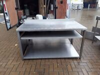 Catering equipment Ice machines Glass washer chest freezers Stainless steelTables & shelves