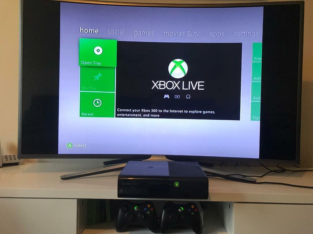 250GB Xbox 360 (E) Bundle For Sale | in Newton Mearns, Glasgow | Gumtree