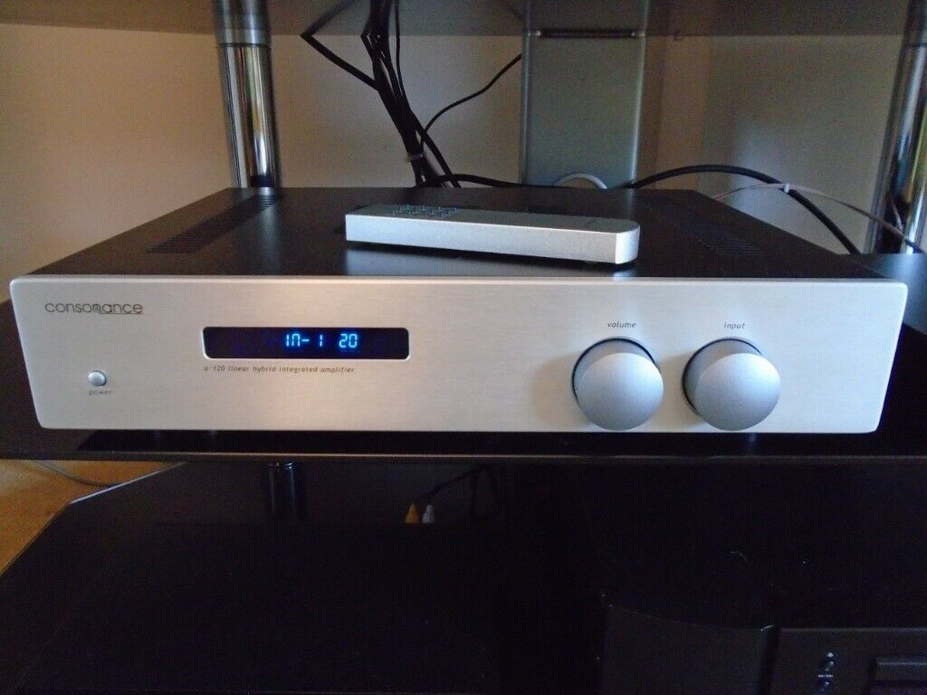 High End - Opera Consonance A-120 Hybrid Integrated Valve Tube Amplifier 2  x 90w | in Toothill, Wiltshire | Gumtree