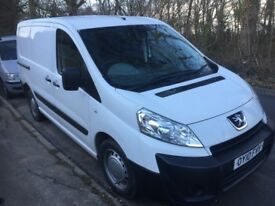 Peugeot Expert 1.6 HDI SWB 4 Door( Sliding side door) - **Air Conditioned**