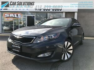 2013 Kia Optima SX-NAVI-LEATHER-SNROOF