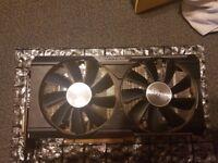 AMD Sapphire Nitro R9 380 4GB - USED - Good Condition.