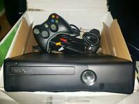 Xbox 360s Console 250gb with 22 full games on Hard drive