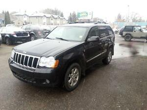 2008 Jeep Grand Cherokee Limited 100% Guaranteed APPROVALS