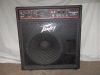 Peavey Combo 115 Bass Amplifier