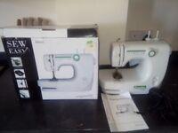 Dunelm sewing machine.