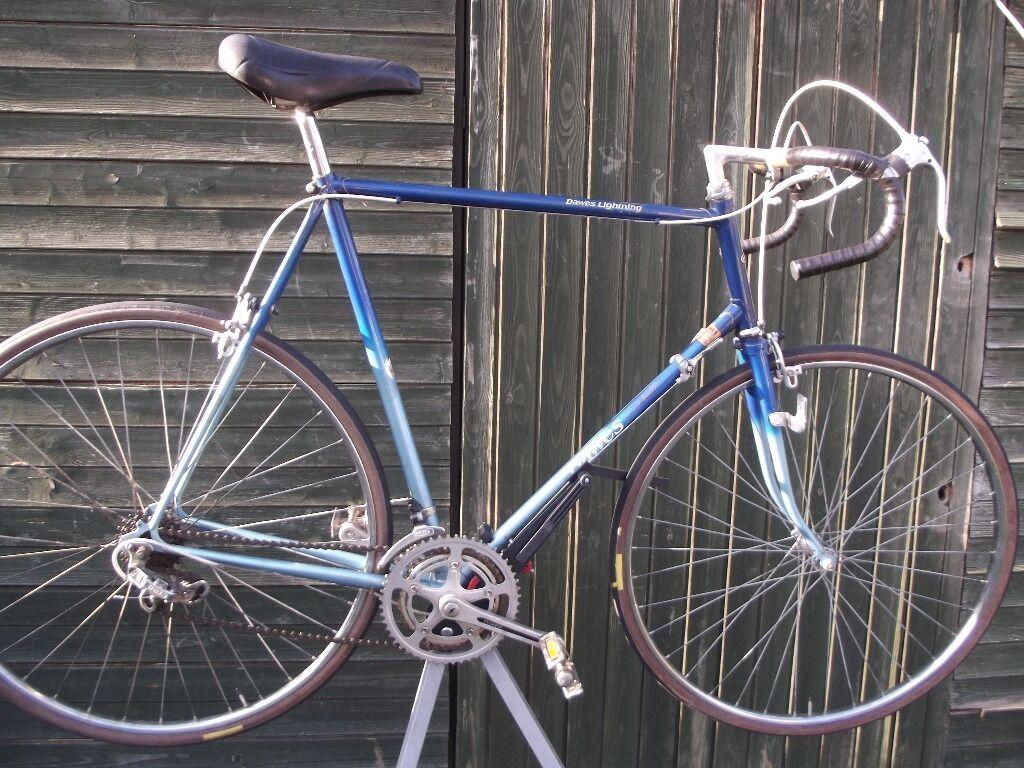Vintage Dawes Lightning Race Touring Bike Classic Road Racer