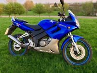 Stunning Blue Honda CBR 125 R 125 CBR125 125cc. CBT Learner legal. *Delivery available*