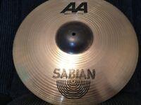 Sabian AA Metal-X Ride Cymbal (20 inch)