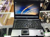 CHEAP WIRELESS HP 6910p LAPTOP,WINDOWS 7. MS OFFICE. DVD DRIVE. 14.1 INCH