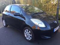 TOYOTA YARIS ZINC FULL MOT NO ADVISORIES IMMACULATE FIRST TO SEE WILL BUY