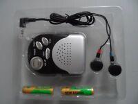 Mini Portable/pocket radio