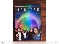 HEROES - Complete Season 1 & 2
