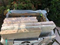 Indian Sandstone Paving Slabs - New Unused - Over 7m2