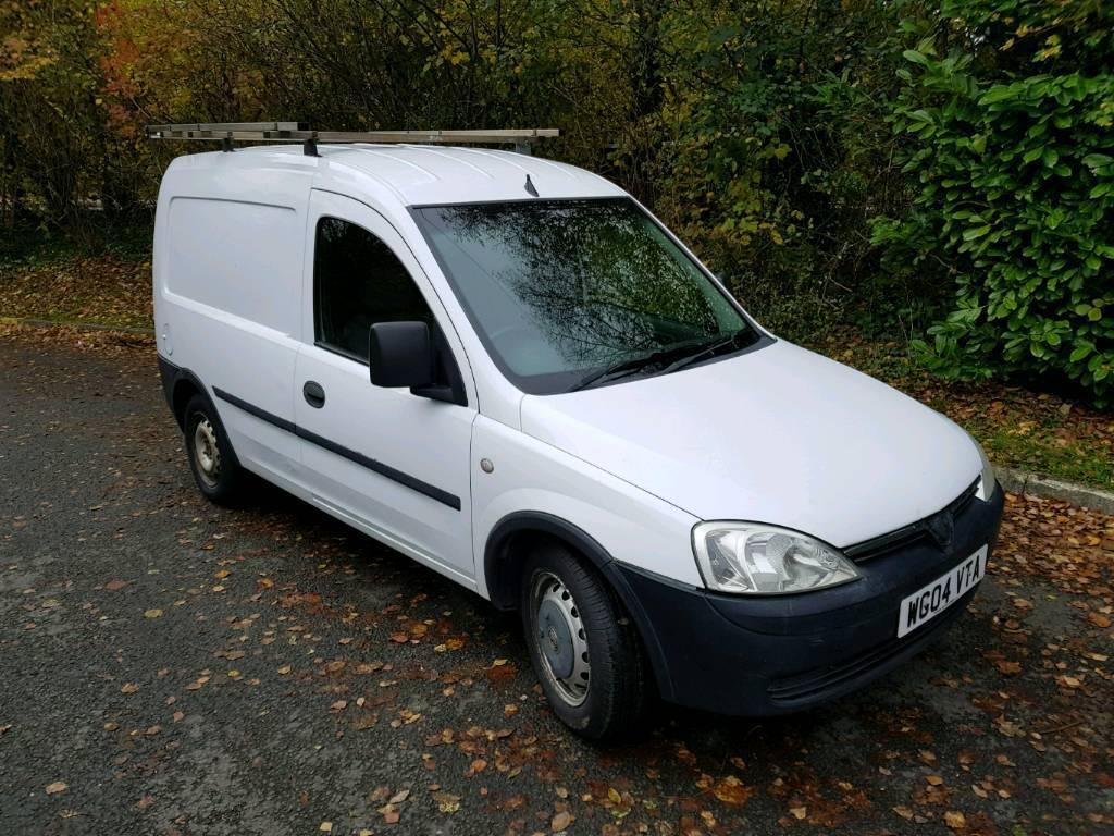 Vauxhall Combo Van 1.7DTI