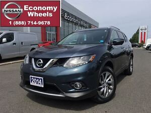 2014 Nissan Rogue SL / LOADED / NAVIGATION