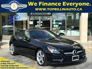 2013 Mercedes-Benz SLK-Class 250, Navigation, Conv, Panoramic Ro