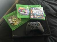 Xbox one games Grand Theft Auto V And others