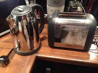 Breville matching kettle &Toaster