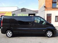 Finance Available & NO VAT! Vauxhall Vivaro LWB Sport 62 plate 6 seat factory fitted crew cab (1)