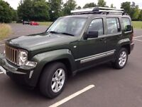 2009 (58) JEEP CHEROKEE CRD LIMITED AUTO 4X4