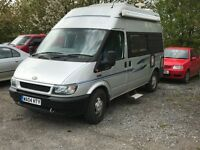 Ford Transit Auto Sleeper Duetto 2.4TD 2 Berth Campervan 24000 miles