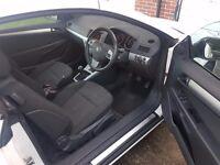 Vauxhall astra twintop sport 1.8l hardtop convertible