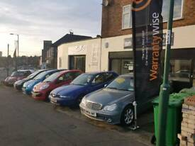 MGTrade Cars Nottingham cars from £700 to £3000 plus location service