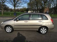 SUZUKI LIANA 1.6. 2002 02 REG RUNS AND DRIVES WELL