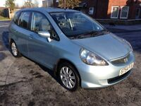 2004 Honda Jazz DSi 1.3 1 YEAR MOT! DRIVE AWAY TODAY! ONLY £895!