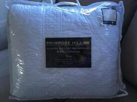 Primrose Quilted King Size Bedspread RRP £90