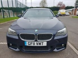 BMW 520D M SPORT AUTO (F10) GREAT EXTRAS HPI CLEAR