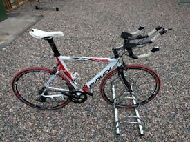 Ridley Triathlon (Time trial) Road Bike