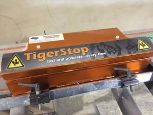 Cantek Saw PCS14L Pneumatic Cut-Off Saw w/ Tigerstop Fence