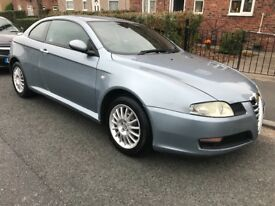 Alfa Romeo GT with Full Service History. Last serviced August 2018.