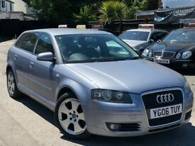 Audi A3 1.9 TDI Sport Sportback Full Service History Cambelt And Water Pump Changed 1 Year MOT