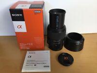 Sony Alpha 100mm F2.8 Macro lens