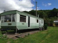 BEWDLEY SITED STATIC CARAVAN, 5 MINS DRIVE FROM TOWN