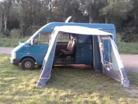 VW LT 28 Tour Bus Campervan Camper - drives very well with 11 months MOT - this van is good to go!!!