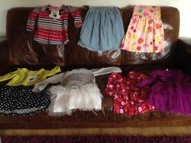 30 piece bundle clothes 3-4 girls excellent condition