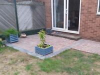241 NEW Marshals Brindle block paving bricks