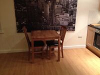 Small Dining Table and Chairs Set (NEXT)