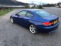 BMW 320d coupe diesel 2007
