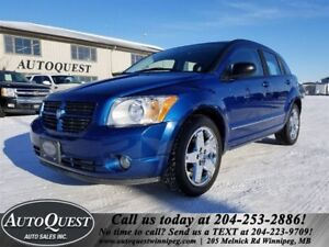 2009 Dodge Caliber SXT - Heated Seats, Cruise & Accident Free!