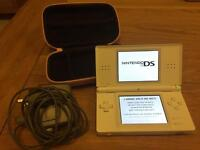 Nintendo DS Lite and 10 games