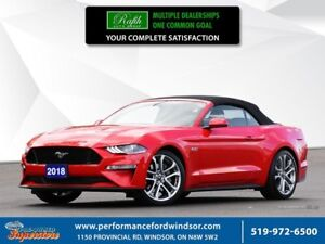 2018 Ford Mustang GT ***Cap Unit,  NAV,  20 inch alloys***